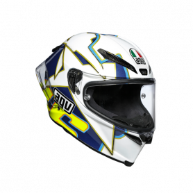 AGV PISTA GP RR LIMITED EDITION WORLD TITLE 2003