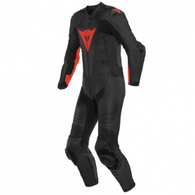 LAGUNA SECA 5 1PC PERF. LEATHER SUIT